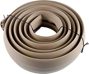GE Cord Cover, PVC, Tan, 6-Feet by 2-1/5-Inch 43036