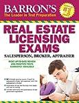 Barron's Real Estate Licensing Exams,...