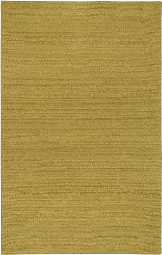 Rizzy Rugs CT-1871 2-Foot-by-3-Foot Country Area Rug, Solid Gold