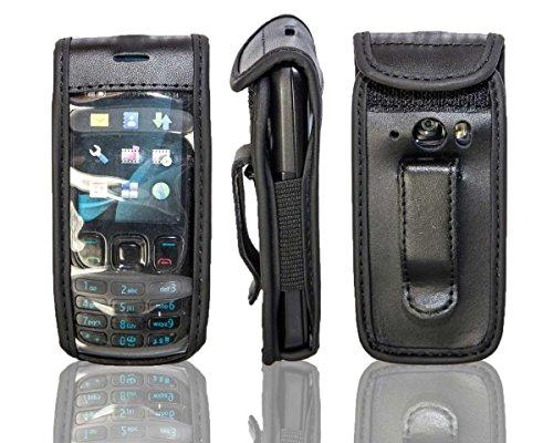 caseroxx Handy-Tasche Ledertasche mit Gürtelclip für Nokia...