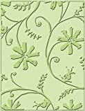 Cuttlebug Embossing Folder, Stylised Flowers