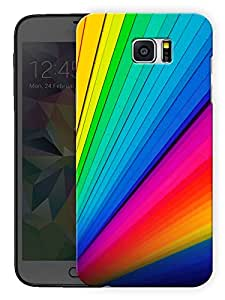 """Humor Gang Colors And Patterns Of Lines Printed Designer Mobile Back Cover For """"Samsung Galaxy Note 5"""" (3D, Matte, Premium Quality Snap On Case)"""