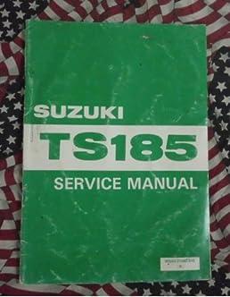 suzuki ts185 car interior design suzuki ts185 service manual pdf suzuki ts185 workshop manual download