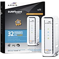 Arris SB6190 SURFboard DOCSIS 3.0 Cable Modem (White) - Factory Reconditioned