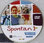 Spontan neu 1 - 1re ann�e - DVD- rom...