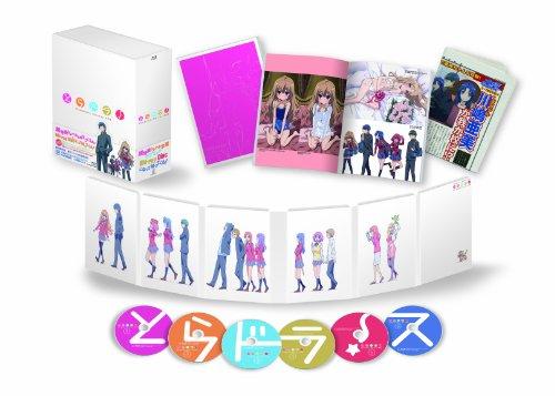 とらドラ! Blu-ray BOX(完全限定生産版)(Blu-ray Disc)