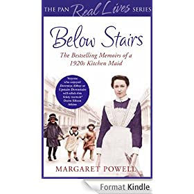 Below Stairs: The Bestselling Memoirs of a 1920s Kitchen Maid (Pan Real Lives) (English Edition)