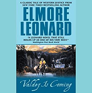 Valdez is Coming Audiobook