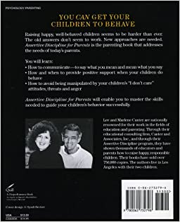 Assertive Discipline for Parents: A Proven, Step-by-Step Approach to Solving Everyday Behavior ProblemsPaperback– July 15, 1993