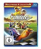 DVD Cover 'Turbo - Kleine Schnecke, großer Traum [Blu-ray]