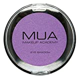 MUA Professional Make Up -Pigmented Pearl Eyeshadow-Shade 4&21-Lilac (Shade 21-medium lilac)
