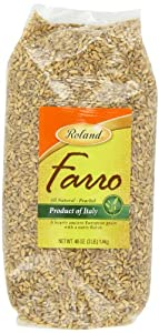 Roland Pearled Farro, 3-Pounds Bag