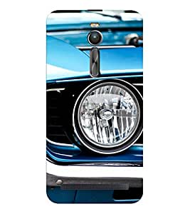 ifasho beautiful car Back Case Cover for Asus Zenfone 2