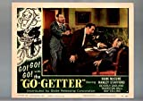 MOVIE POSTER: THE GO-GETTER-LOBBY CARD-#4-VF/NM-HANK MCCUNE-THURSTON HALL-1956-COMEDY VF/NM