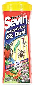 Garden Tech Sevin 5% Dust 1 Lb. Shaker Canister