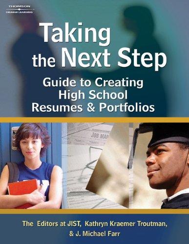 highschool student resume