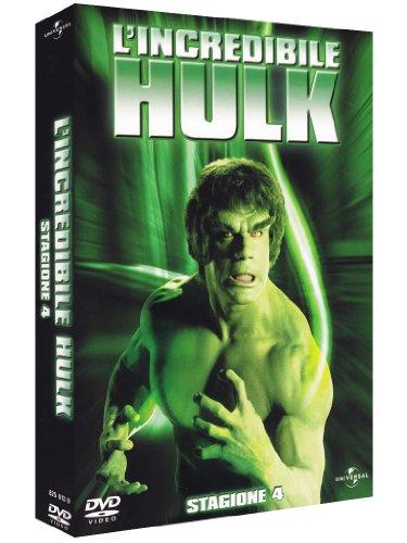 L\'Incredibile Hulk - Stagione 04 (5 Dvd) [Italian Edition]