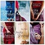 ANITA SHREVE ANITA SHREVE SIX BOOK SET COLLECTION SEA GLASS/BODY SURFING/WHERE OR WHEN/A WEDDING IN DECEMBER/STRANGE FITS OF PASSION/LIGHT ON SNOW