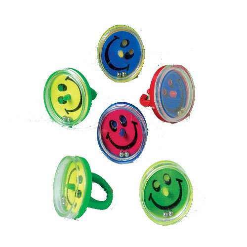 Smile Puzzle Rings - 1