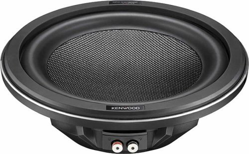 Kenwood KFCXW-1000F eXcelon 10 inch Shallow Subwoofer (10 Inch Kenwood Subwoofer 1000 compare prices)