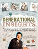 img - for Generational Insights [Hardcover] [2010] (Author) Cam Marston book / textbook / text book