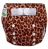 Tiny Tush Elite Mini Pocket Diapers, Aplix Wildside