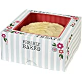 Meri Meri Sweet Treats Large Cupcake Box, 2-Pack