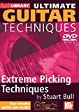 echange, troc Ultimate Guitar Techniques - Extreme Picking Techniques [Import anglais]