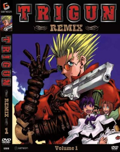 Trigun 1: Remix [DVD] [Region 1] [US Import] [NTSC]