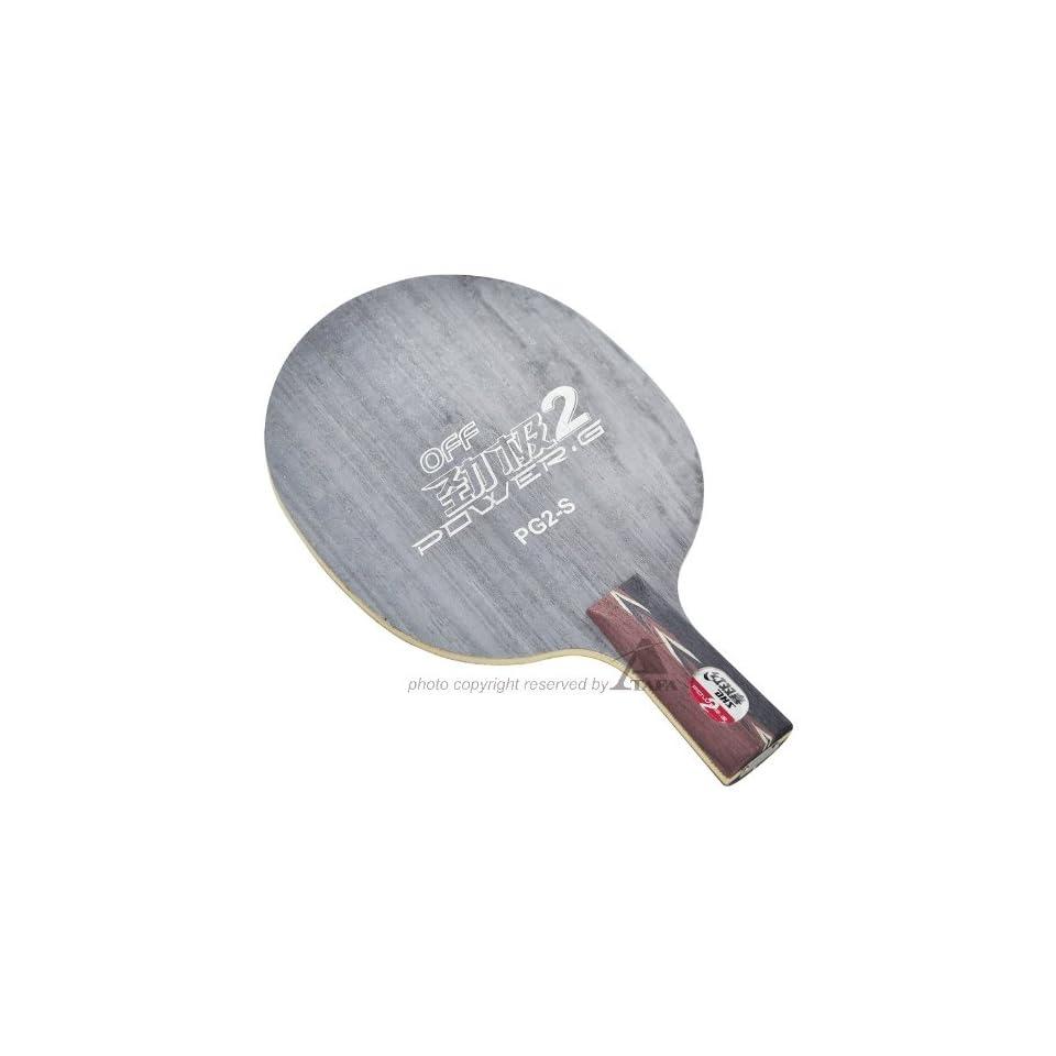DHS PowerG II Table Tennis Blade (Penhold) Sports