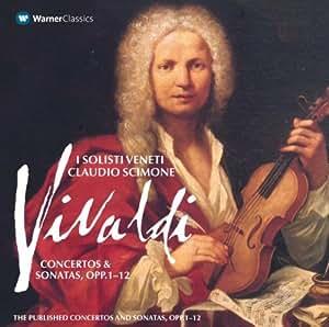 Concertos & Sonatas Op.1-12