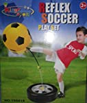 King Sports REFLEX SOCCER FOOTBALL SPORTS SWINGBALL TRAINING PLAY SET TOY FOR KIDS