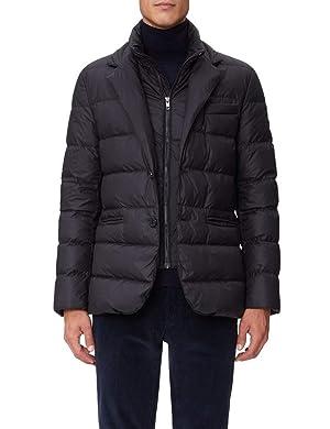 (フェイ) Fay Men`s Light Double Front Down Jacket ライトダブルフロントダウンジャケット(並行輸入品)