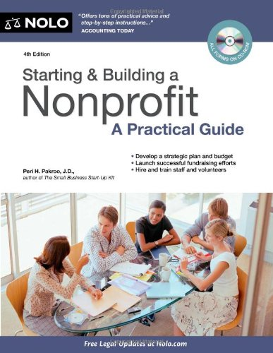 Starting & Building a Nonprofit: A Practical Guide...