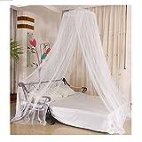 Smart Fun Mosquitera cama, poli�ster, 8,5�M x 2,5�m Protecci�n contra insectos blanco
