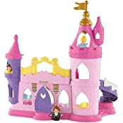 Fisher Price Little People Disney Princess Musical Dancing Palace (Frustration Free Packaging)