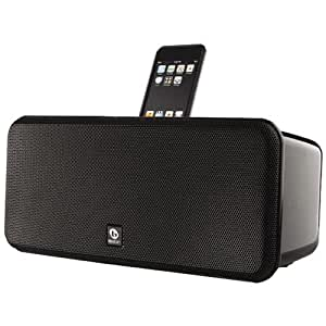 Boston Acoustics Horizon I-DS2 iPod Dock w/ Speaker System (Gloss Black) (Discontinued by Manufacturer)