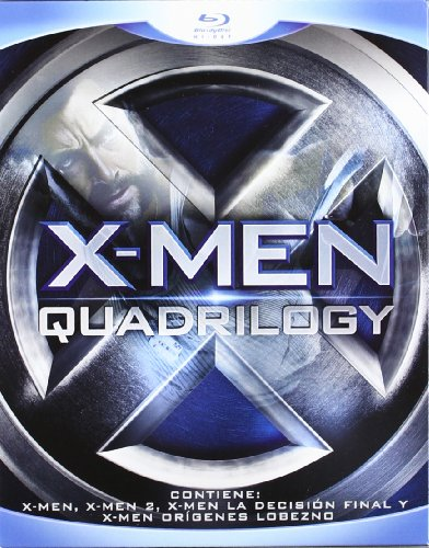 X-Men Quadrilogy (European Region B2)