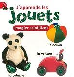 echange, troc Langue au chat - J'apprends les jouets : Imagier scintillant