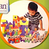FunPlay Foam Blocks 200 Pieces With Microban