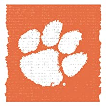 Duck Brand 240083 Clemson University College Logo Duct Tape, 1.88-Inch by 10 Yards, Single Roll