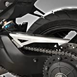 Chain guard Honda CB 1000 R 08-14 silver