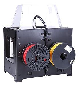 QIDI TECHNOLOGY Dual Extruder Desktop 3D Printer QIDI TECH I, Fully Metal Frame Structure,W/2 Free Filaments from QIDI TECHNOLOGY CO.,LTD