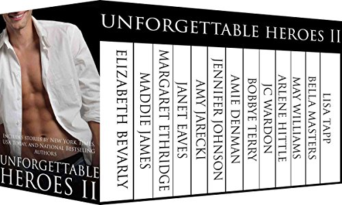 Unforgettable Heroes II Boxed Set