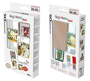 venom nintendo licensed nintendogs labrador puzzle case for ds lite nintendo ds ds lite dsi dsi. Black Bedroom Furniture Sets. Home Design Ideas