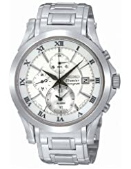 Seiko Chronograph Premier Alarm Watch SNAD25P1 SNAD25P SNAD25