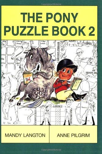 The Pony Puzzle Book 2 (Bk.2)