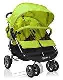 Joovy Scooter X2 Double Stroller, Greenie (Discontinued by Manufacturer)