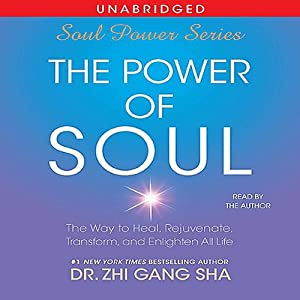 The Power of Soul: The Way to Heal, Rejuvenate, Transform and Enlighten All Life   [Zhi Gang Sha]