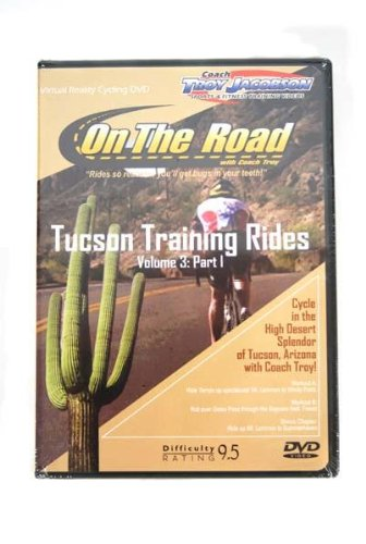 Spinervals On the Road 3.0: Tucson Training Rides 